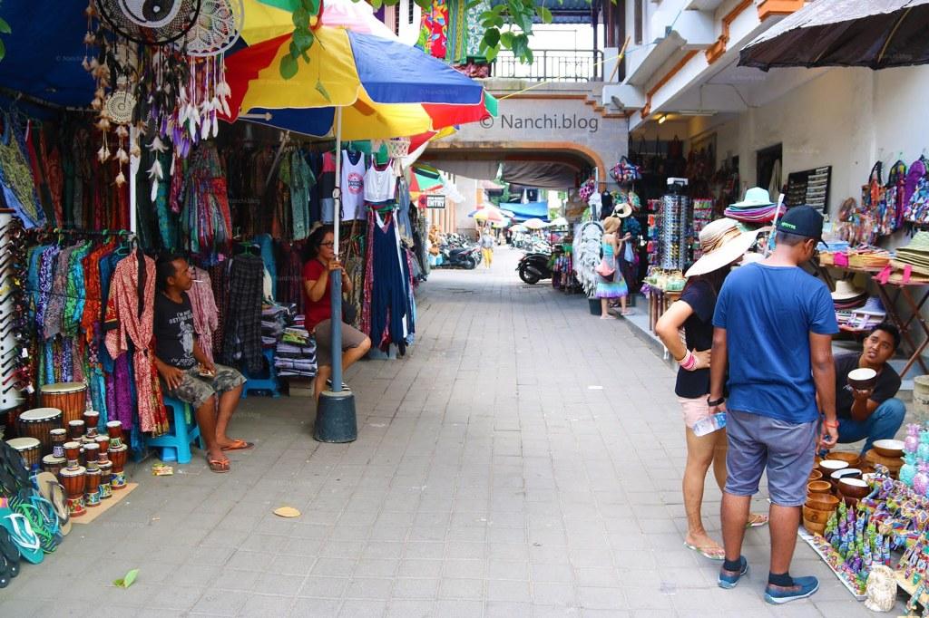 Entry, Ubud Market, Ubud, Indonesia
