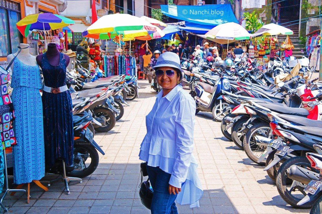 Megha Chhatbar, Nanchi, Ubud Market, Ubud, Bali, Indonesia