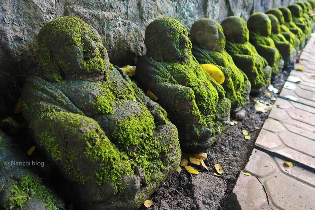Statues, Ubud, Bali