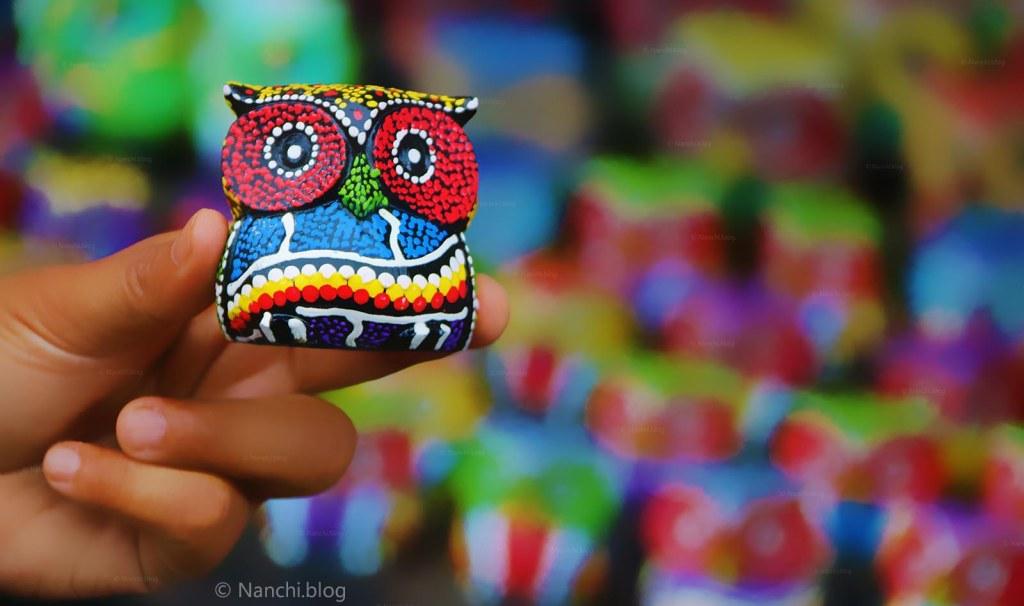 Toy Owl, Ubud Market, Ubud, Bali, Indonesia