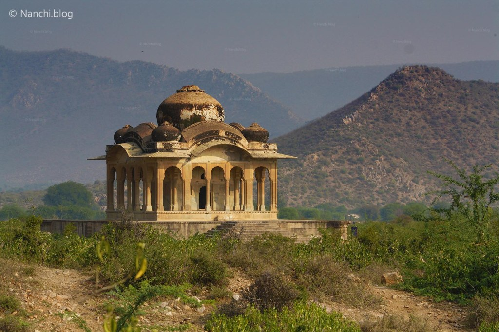Bhangarh Fort Chhatri, Jaipur, Rajasthan