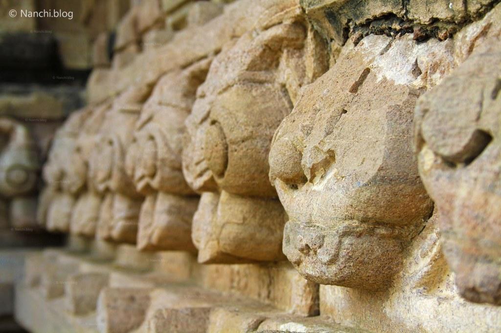 Bhangarh Temple Stone Carvings, Bhangarh Fort, Jaipur, Rajasthan