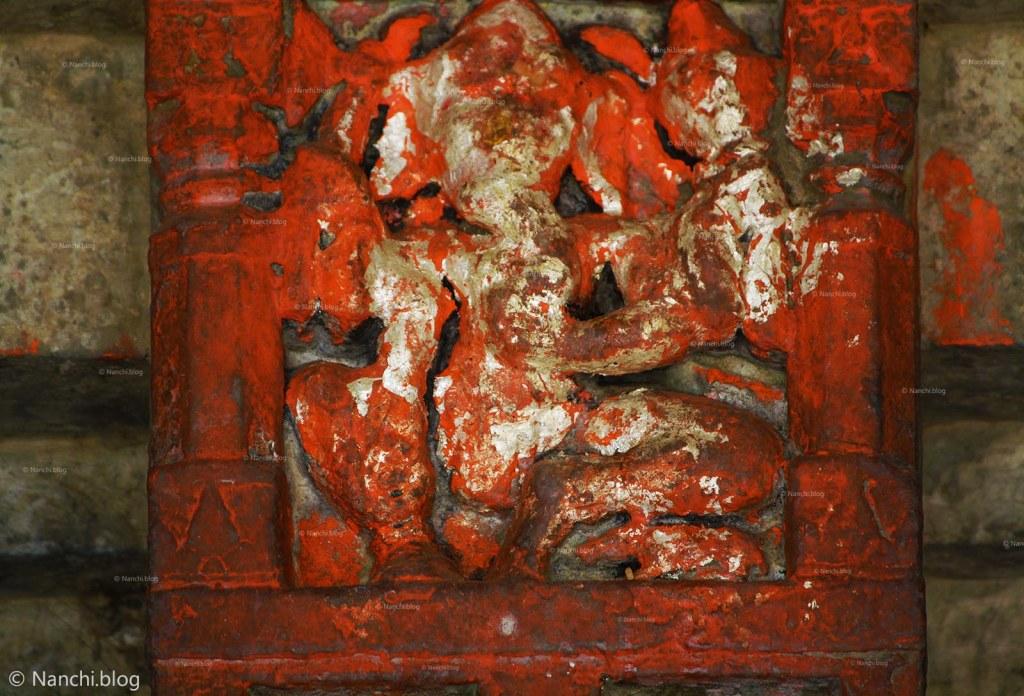 Hanuman Temple, Bhangarh Fort, Jaipur, Rajasthan