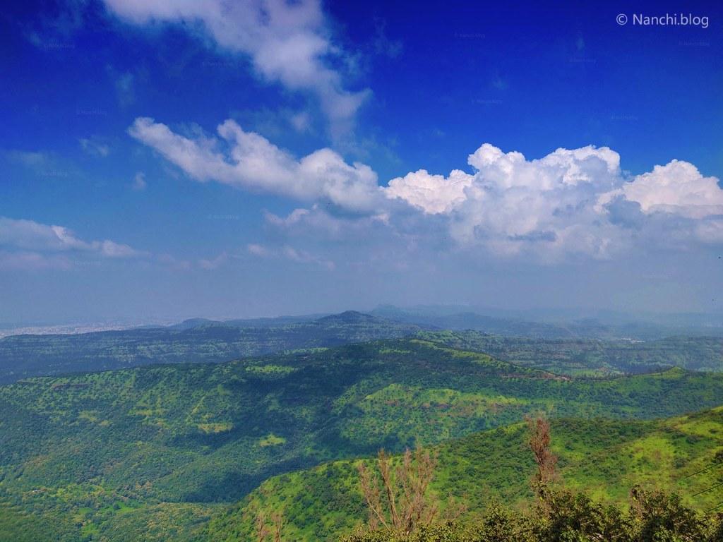 Skyscape, Sinhagad Fort, Pune