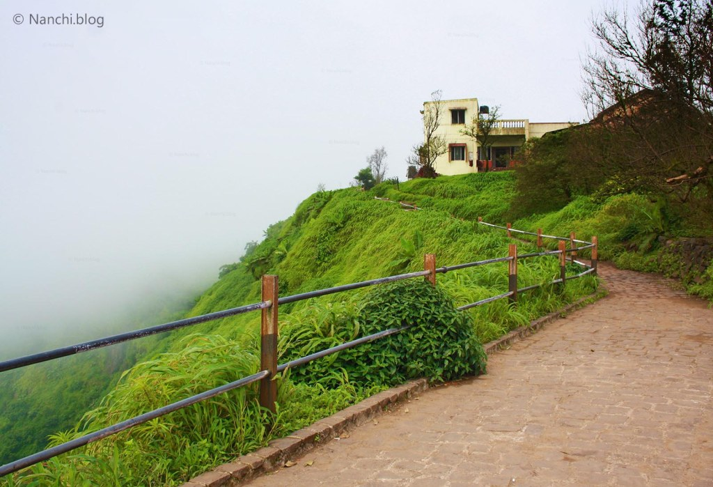 Walking at Sinhagad Fort, Pune