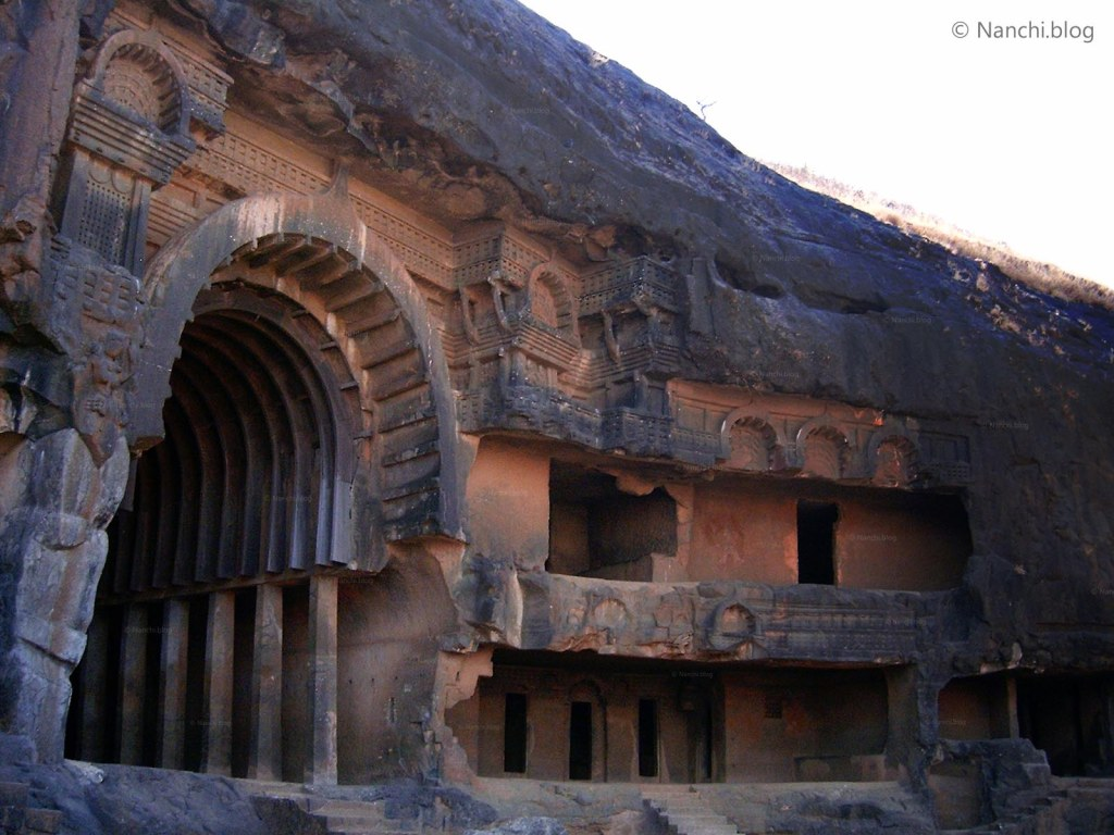 Nanchi's Fun Facts Friday! • Bhaja Caves