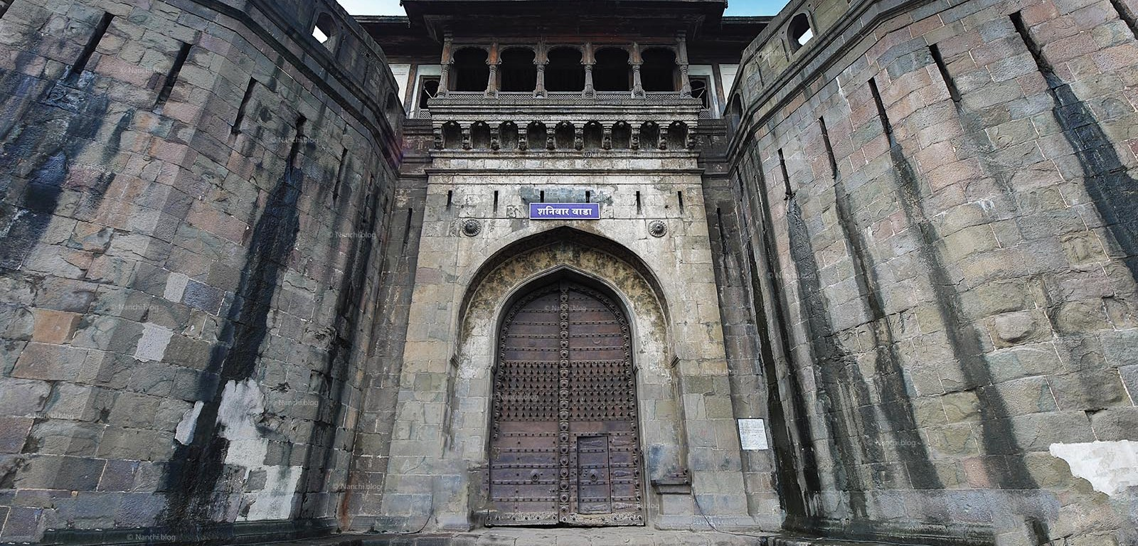 Nanchi's Fun Facts Friday! • Shaniwar Wada