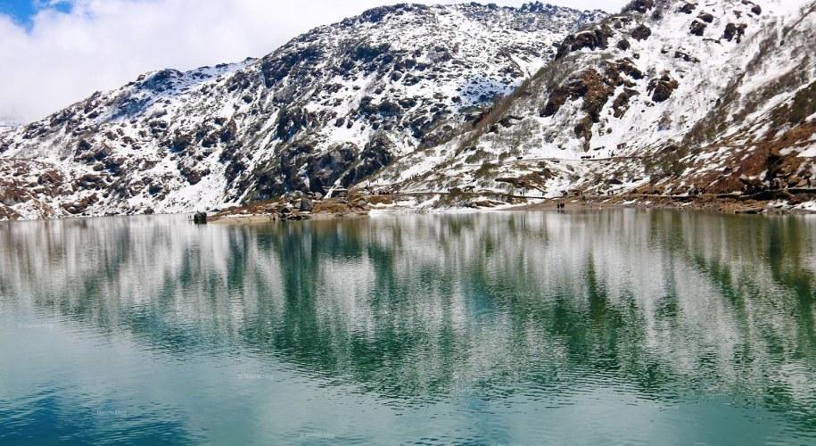 Tsomgo Lake, Changu Lake, Gangtok, Sikkim
