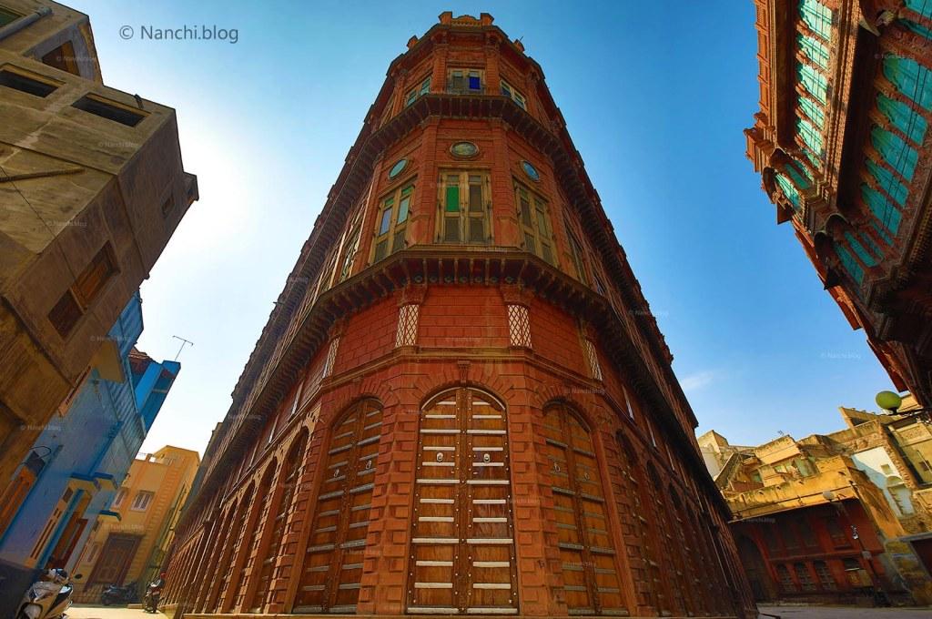 Rampuria Havelis, Bikaner, Rajasthan