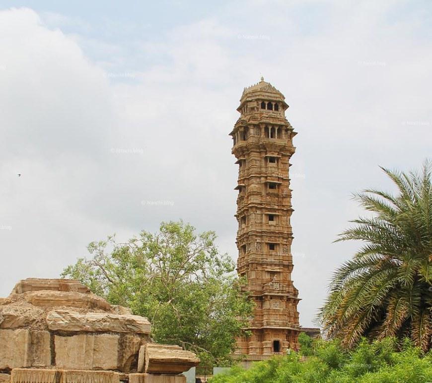 Vijay Stambh, Chittorgarh, Rajasthan
