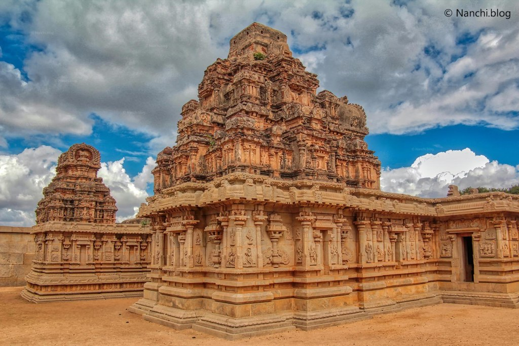 Hazara Rama Temple, Hampi • Nanchi's Fun Facts Friday!