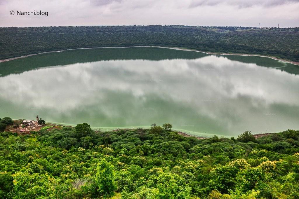 Lonar Lake, Aurangabad, Maharashtra
