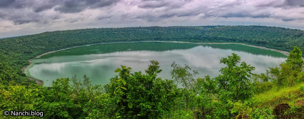 Lonar Lake, Buldhana, Maharashtra