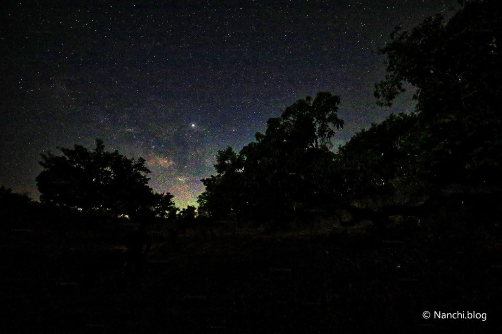 Sky in the night, Bhorgiri, Pune, Maharashtra