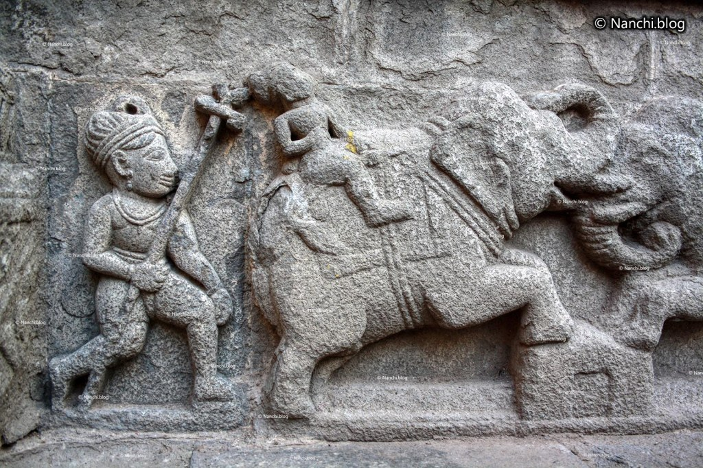 Carvings, Trishund Ganpati Temple, Pune • Nanchi's Fun Facts Friday!