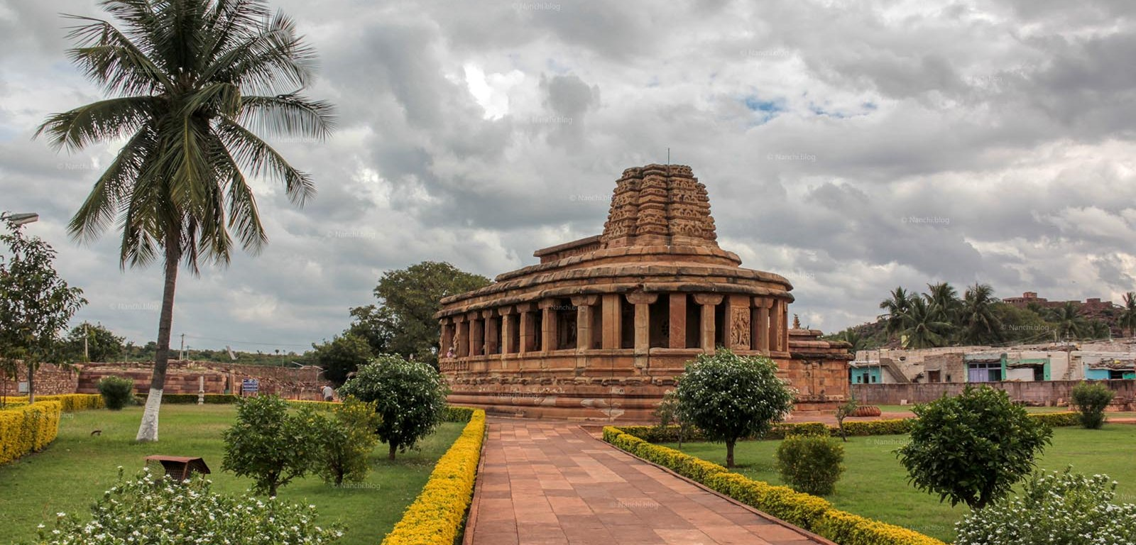 Durga Temple, Aihole, Karnataka • Nanchi's Fun Facts Friday!