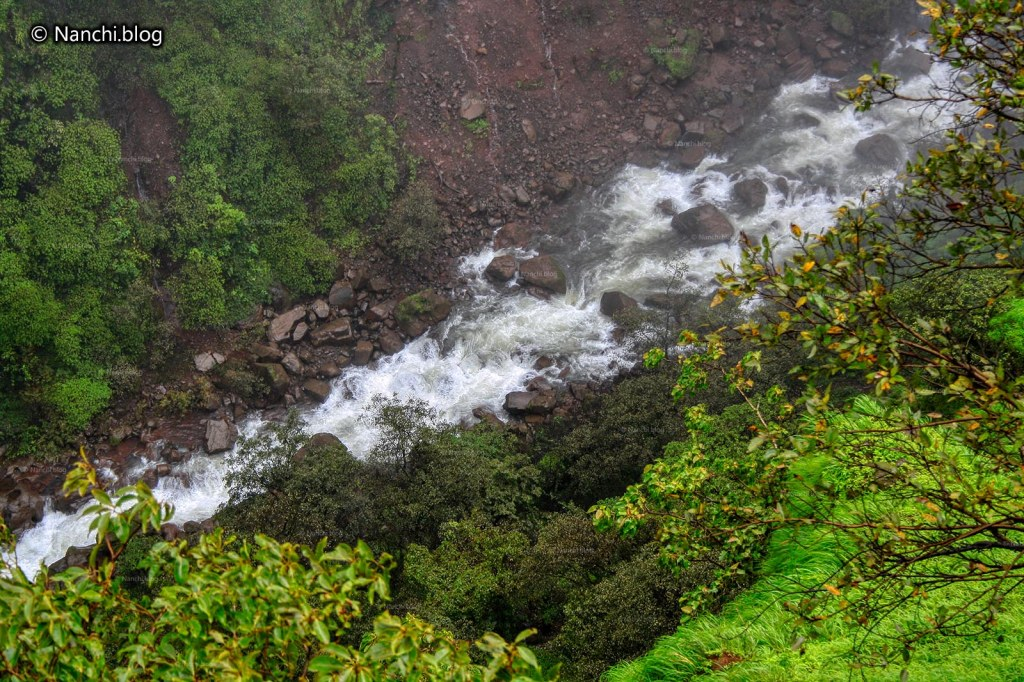 Stream from Thoseghar Waterfall, Thoseghar, Satara, Maharashtra