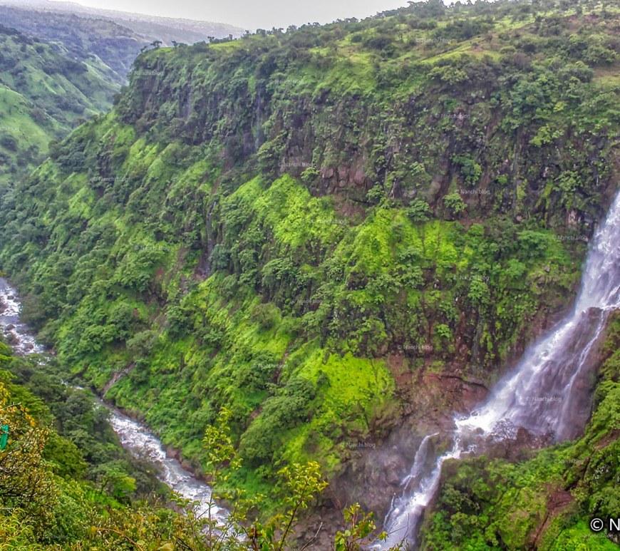 Thoseghar Waterfalls, Satara, Maharashtra