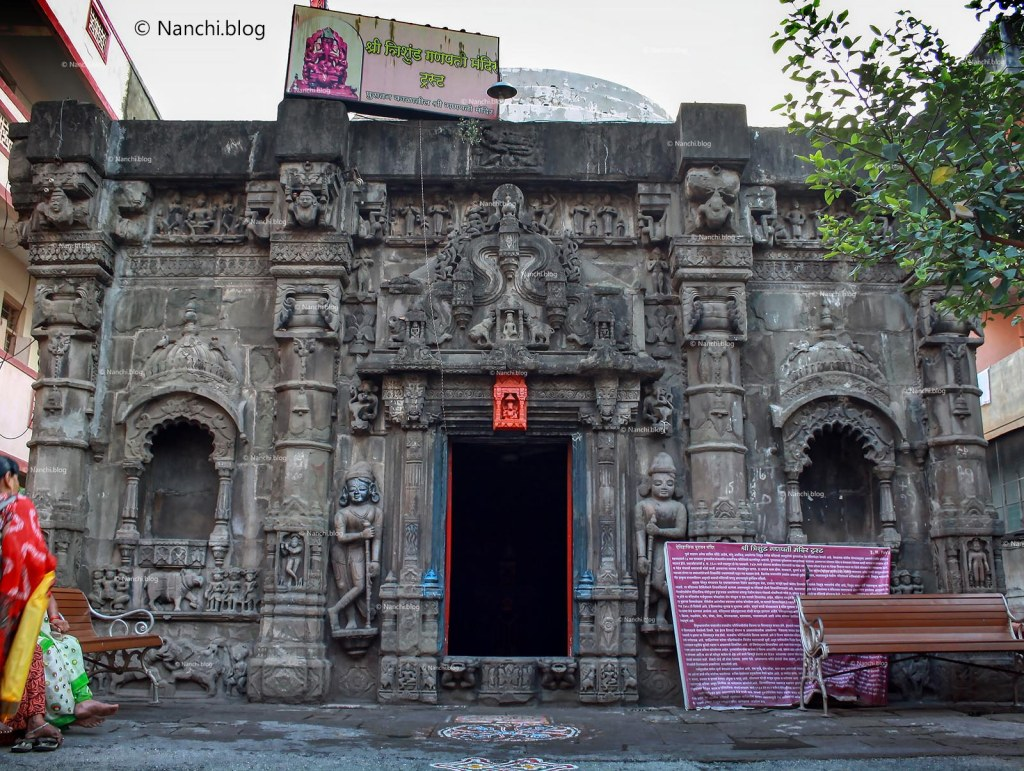 Trishund Ganpati Temple, Pune • Nanchi's Fun Facts Friday!