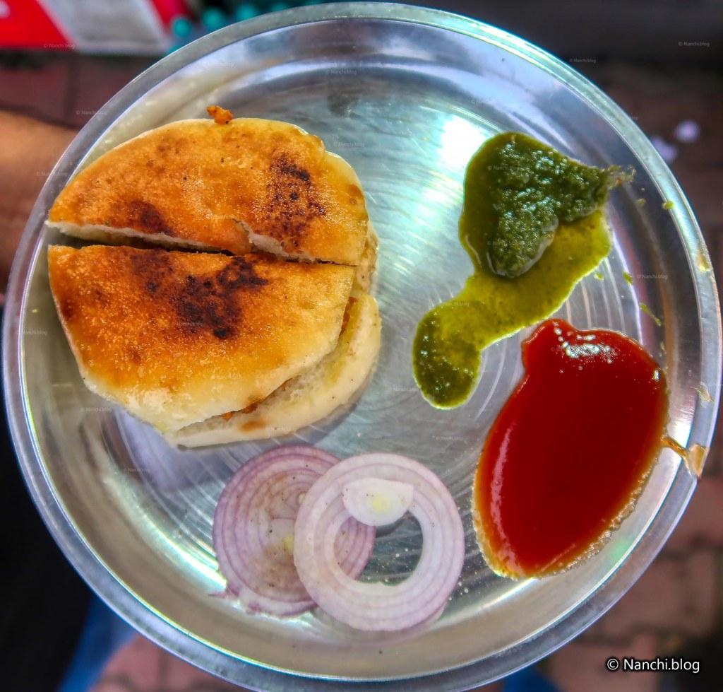 Johny Hot Dog, Chappan Dukaan, Indore