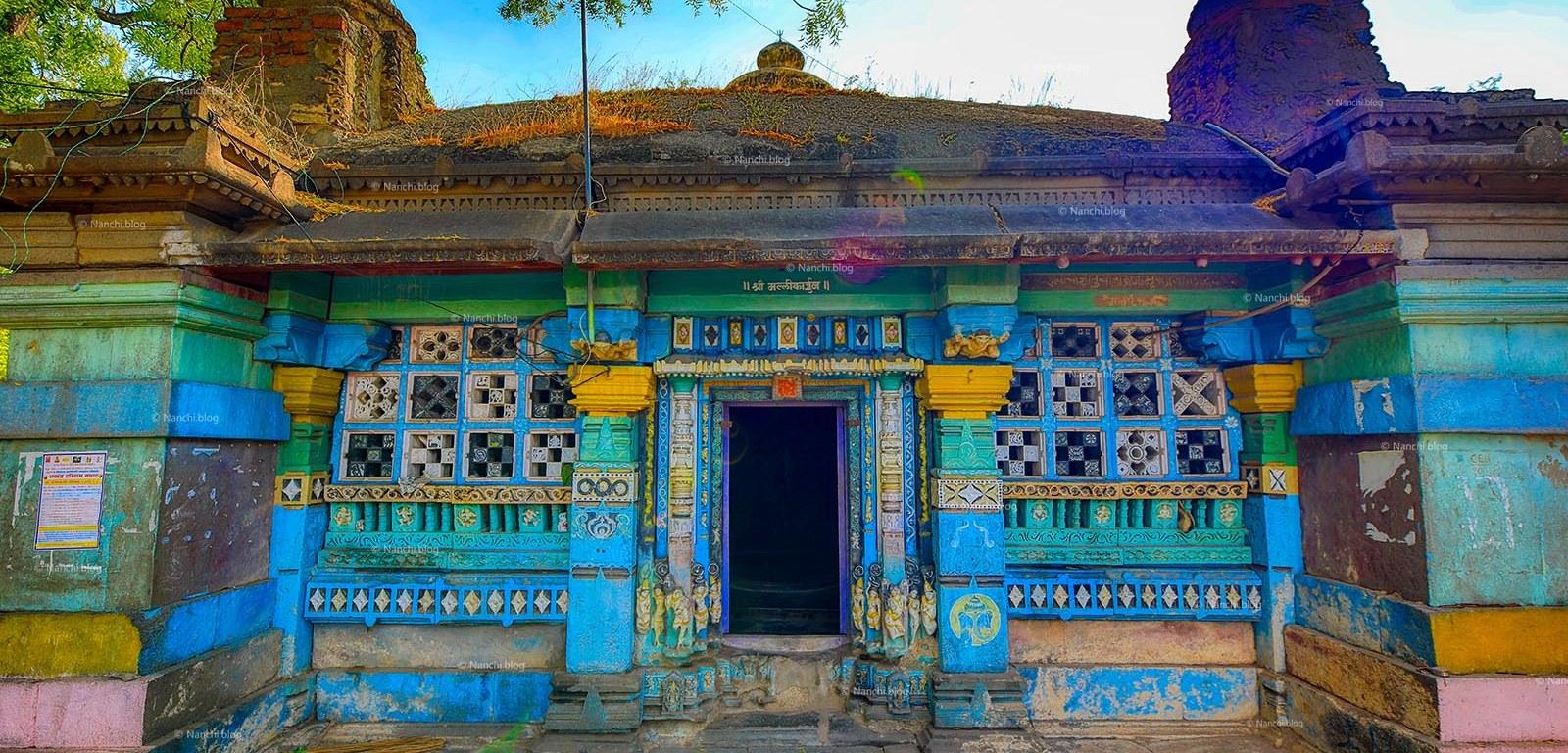 Mallikarjun Temple, Saswad, Maharashtra