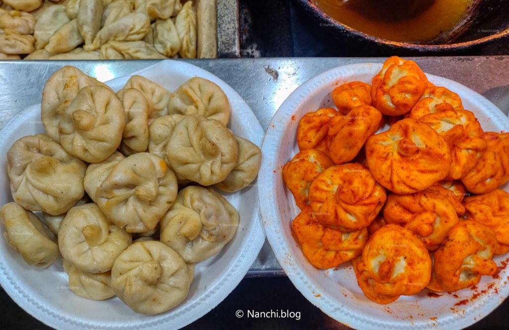 Momos, Sarafa Bazar, Indore